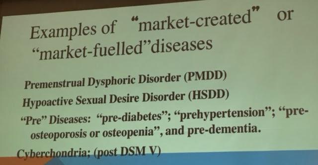 Marketing della malattia