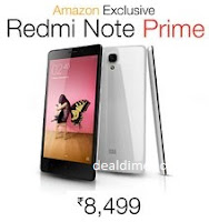 Redmi Note Prime Mobile