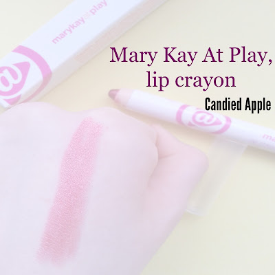 Mary Kay At Play, lip crayon, Candied Apple