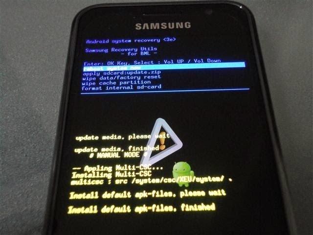 Android Bootloop Dan Cara Mengatasinya