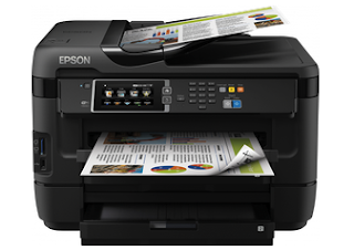 Epson WF-7620DTWF Driver Download - Windows, Mac
