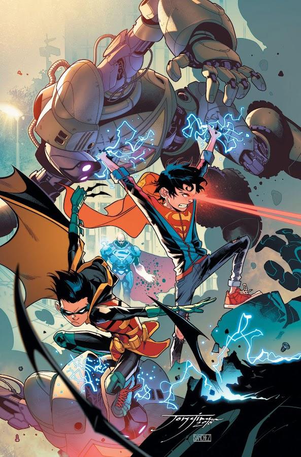 super sons dc comics
