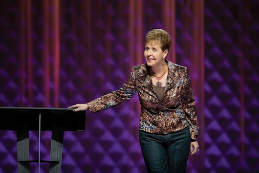 Why You Need to Make God Your First Priority by JoyceMeyer