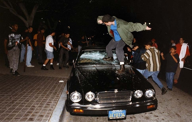 Photos+of+The+1992+Los+Angeles+Riots+(10