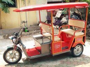 Krishna E Rickshaw