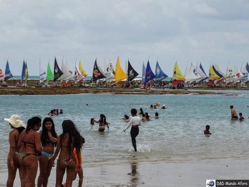 O que fazer em Porto de Galinhas - Pernambuco - Praia de Porto de Galinhas