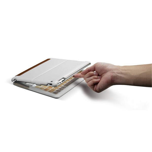 SKINNY iPad 2 Bluetooth Touch Keyboard Case