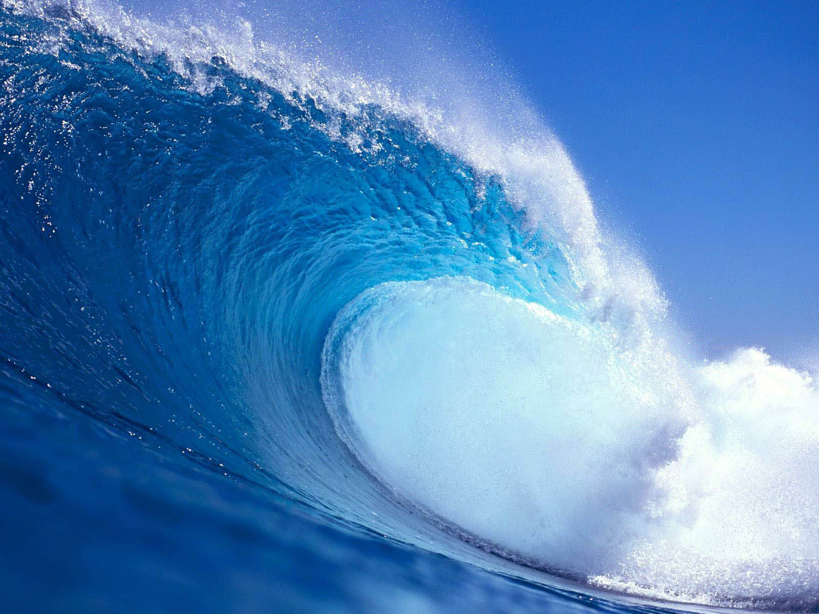 Hd Wallpaper High Resolution Big Wave Wallpapers
