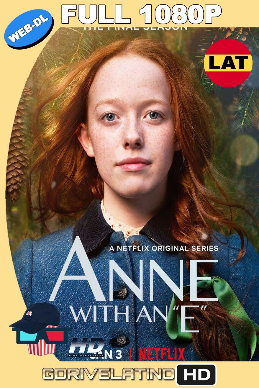 Anne With An E (2017) Temporada 3 NF WEB-DL 1080p Latino-Inglés MKV