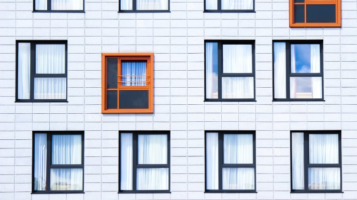 Wallpaper: Windows on Wall