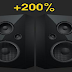 رفع صوت الفيديوهات و ملفات الموسيقى ( VLC )