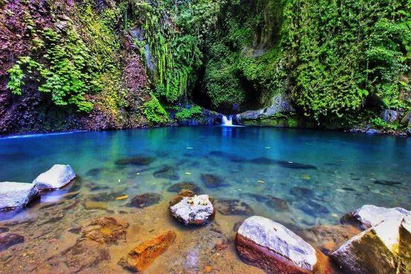 Taman Rahasia Sambangan di Buleleng