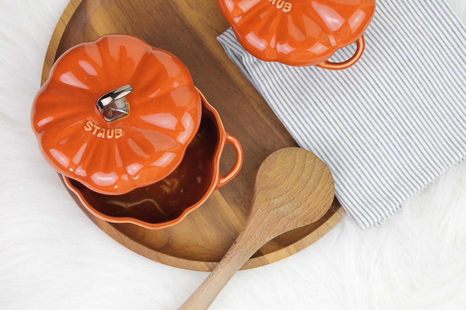 Staub pompoen braadpannen