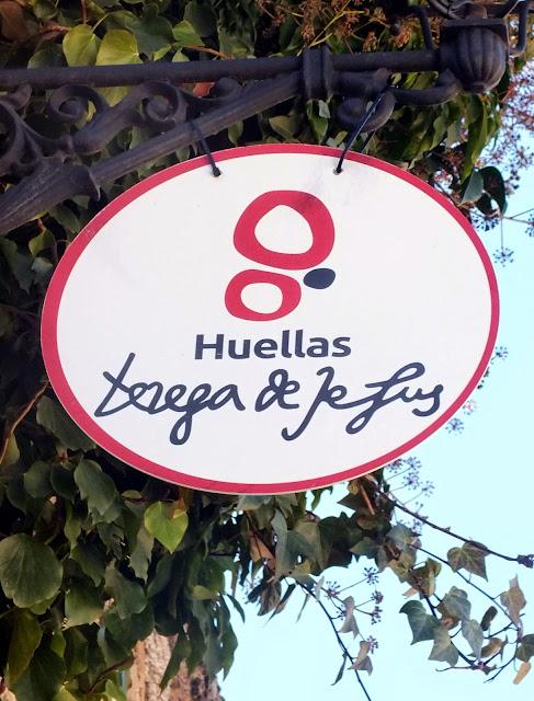 Ruta de las Huellas de Santa Teresa por Ávila