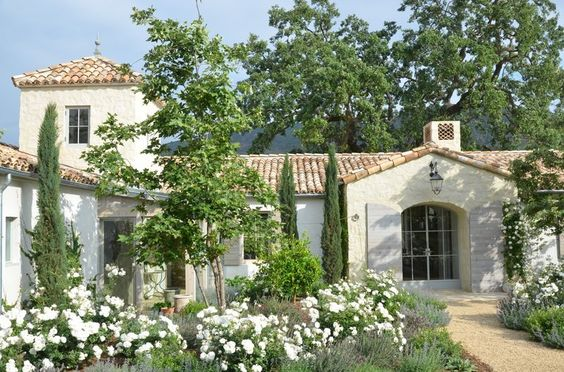 Stunning exterior of Patina Farm modern farmhouse on Hello Lovely Studio