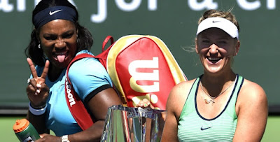 TENIS - Masters 1000 Indian Wells femenino 2016: Azarenka venció a la favorita Williams en la final