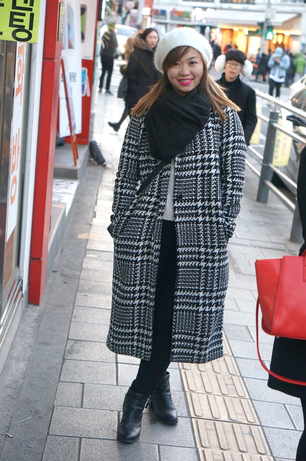 Walk With Cham: What To Wear & Bring During Winter