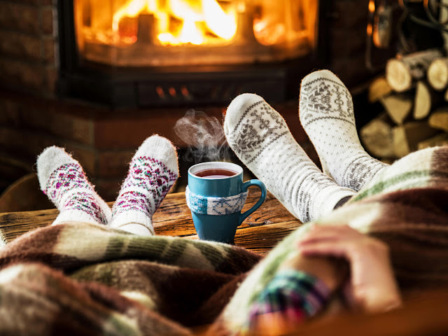 How to Get A Little More #Hygge in Your Heart