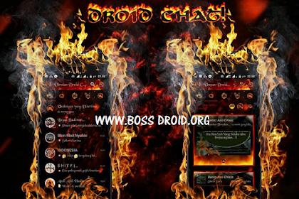 BBM Mod Legend Of Fire V3.1.0.13 Apk By DroidChat