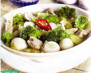 Resep Masakan Sayur Mudah dan Enak