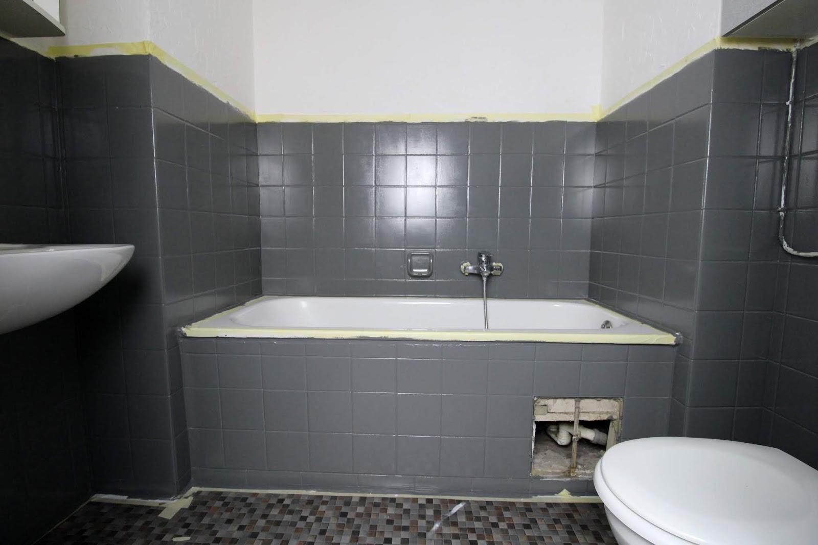 Schöner Wohnen Badezimmer | Faszinierend Badezimmer Mauer Mit ...