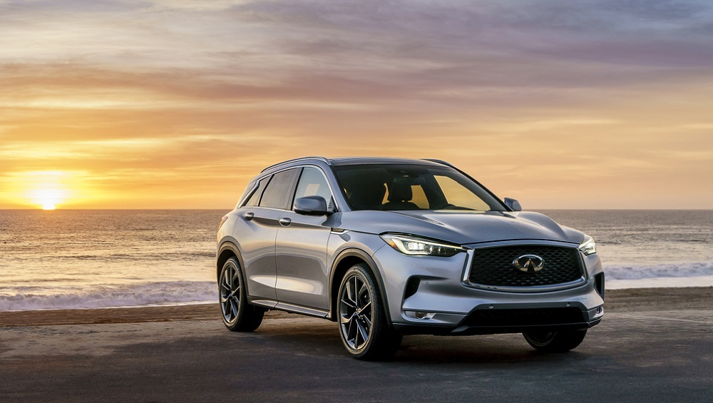Infiniti has record November on strength of QX50