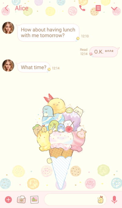 Sumikko Gurashi: Ice Cream