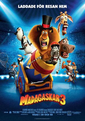 Madagaskar 3 Dubluar ne shqip