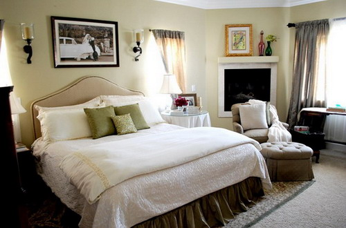 How To Decorating Master Bedroom With Your Own Creative