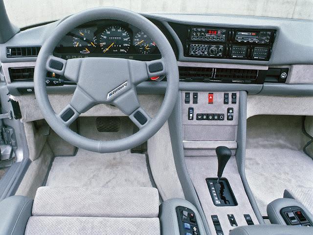 zender mercedes interior