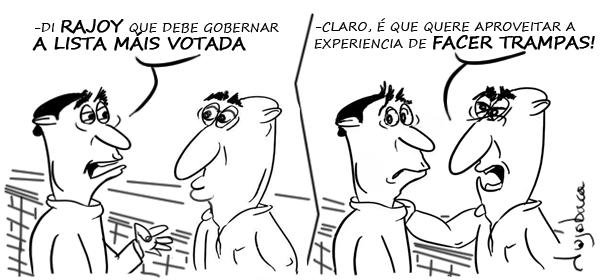 U-lo voto democrático?