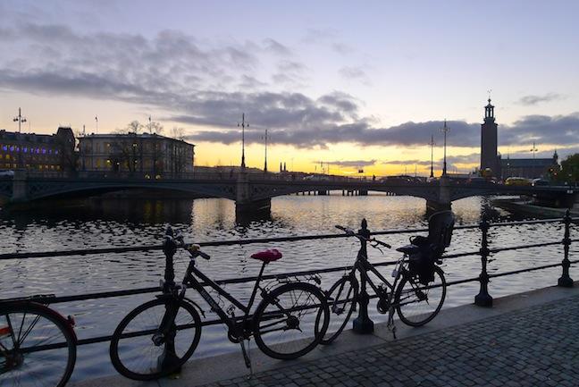 city bikes stockholm