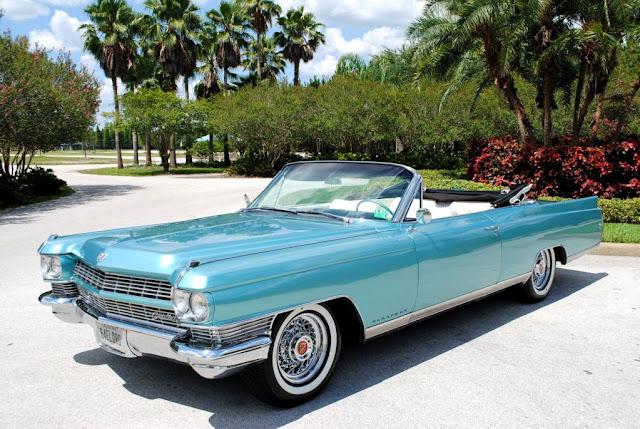 1964 Cadillac Eldorado Cabrio