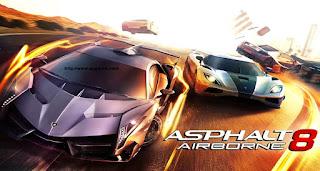 Download Asphalt 8 v2.0.0j Mod Apk + Data Android