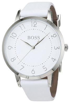 reloj mujer hugo boss blanco