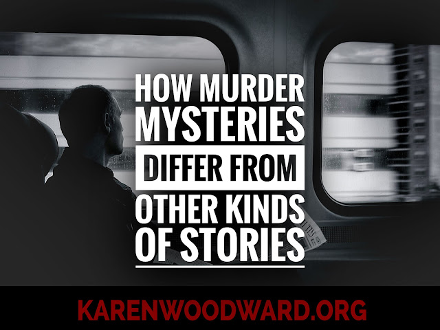How Murder Mysteries Differ from Other Kinds of Stories