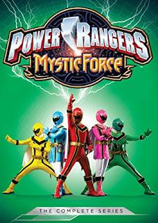 Power Rangers Força Mística Dublado