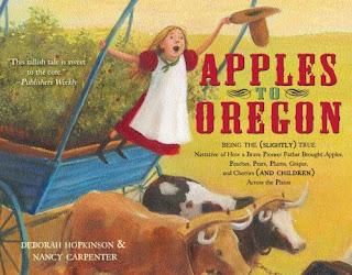 Apples to Oregon