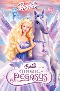 Barbie and the Magic of Pegasus 3-D Poster