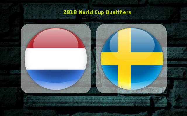 Netherlands vs Sweden Full Match & Highlights 10 October 2017