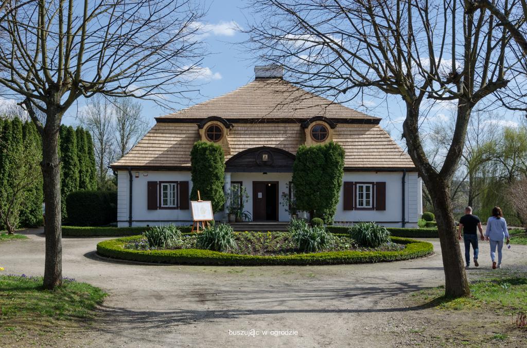 skansen w Lublinie, dwór