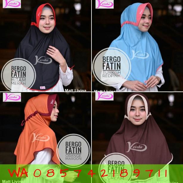 Dibutuhkan  Reseller Keissha Hijab di Rembang
