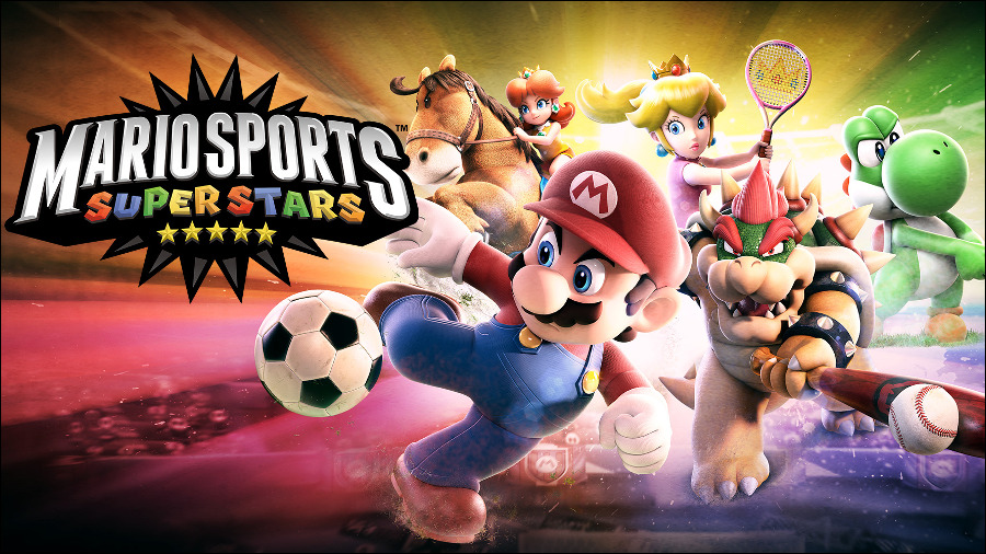 Mario Sports Superstars - Análise