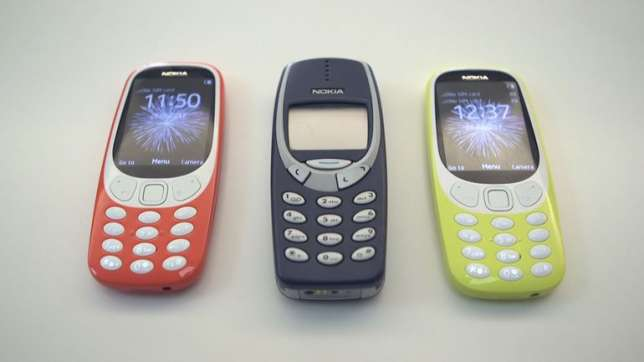 A redesigned version of Nokia 3310 has been launched