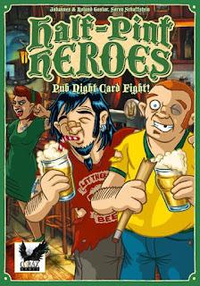 Half Pint Heroes (unboxing) El club del dado Pic3465757