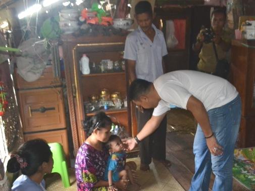 Bantuan Perbaikan Rumah, Tidak Layak Huni TA 2018 Resmi Disalurkan