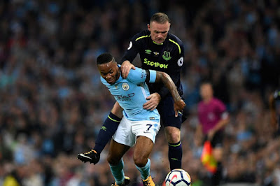 Highlight Man City 1-1 Everton, 21 Agustus 2017