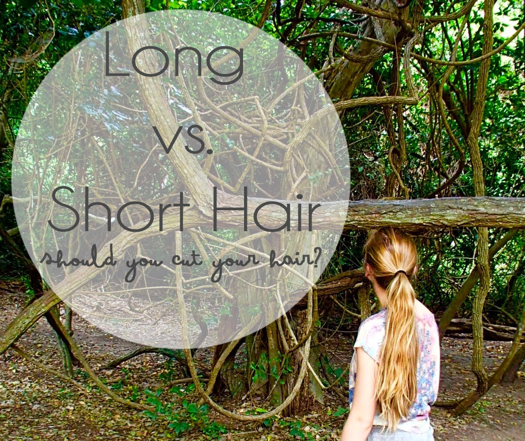The Amanda Way: Pros and Cons of Cutting Your Hair // Long or