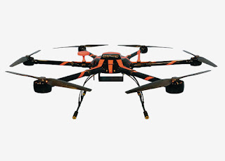 Необычные применения дронов – мониторинг состояния ЛЭП!