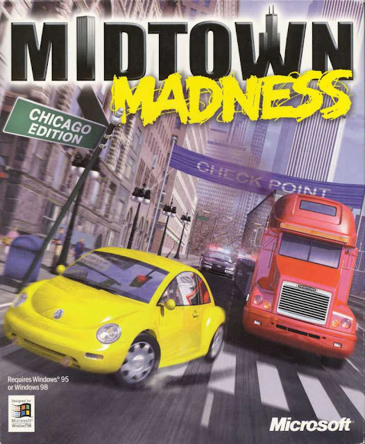 Midtown Madness 1 Full PC Game Free Download
